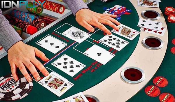 Daftar Mudah IDN Poker Tanpa Rumit
